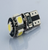 LED CANBUS T10 5050 5SMD